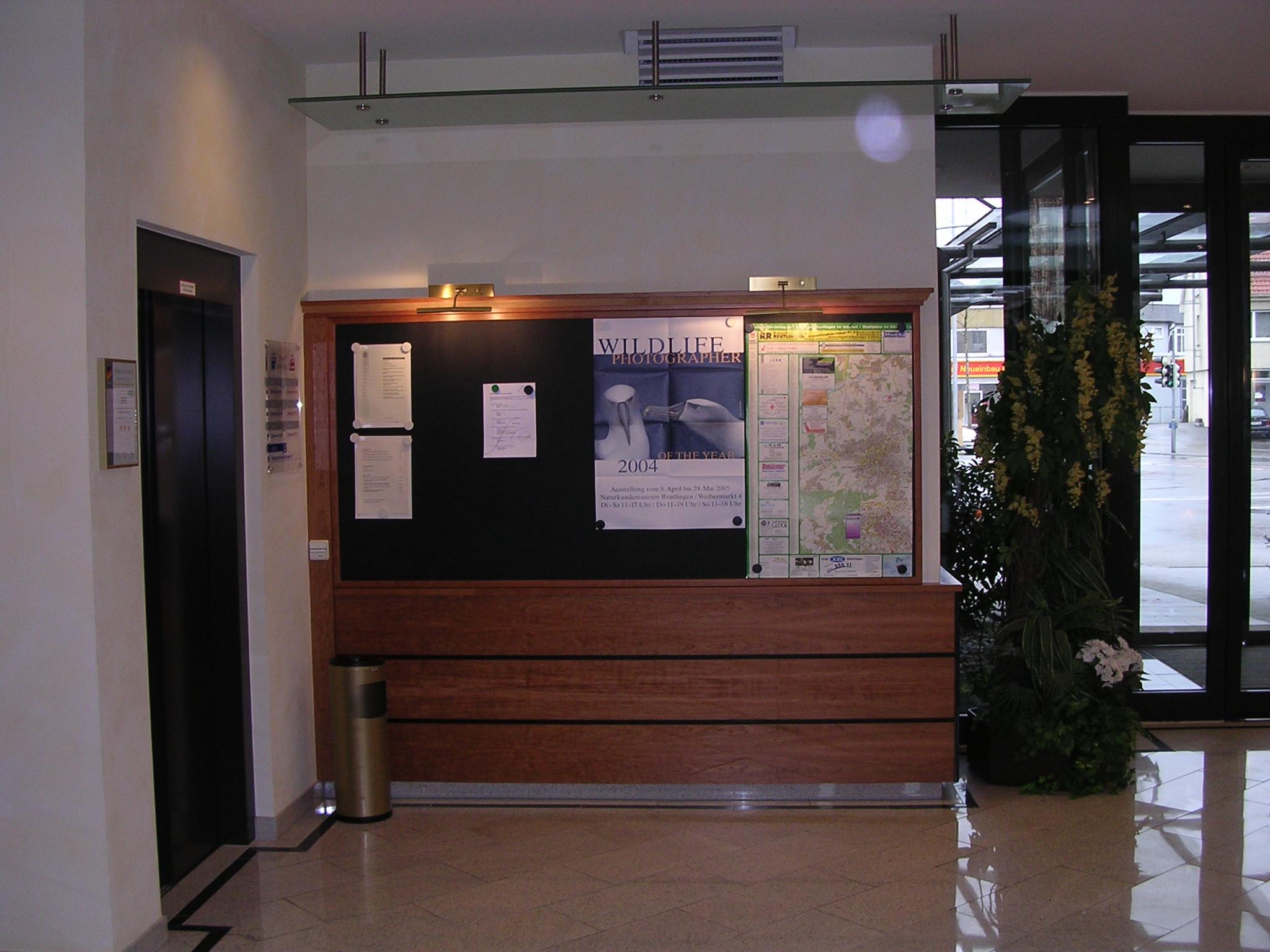Sitzecke / Loungebereich