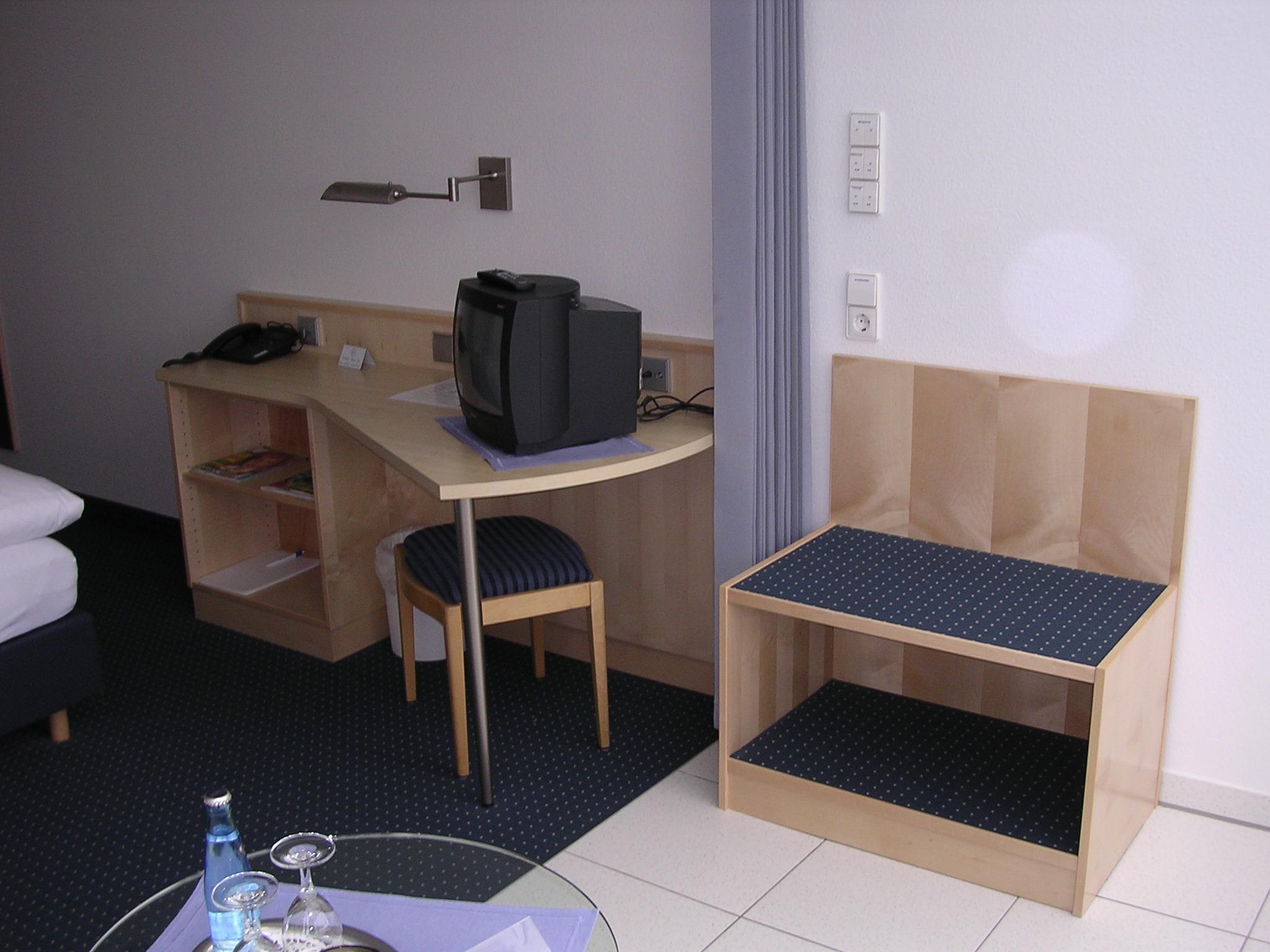 Hotelzimmer 5